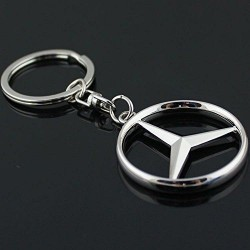 Raktų pakabukas Mercedes Benz 3D