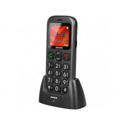 Telefonas Element Sencor P001S, Black